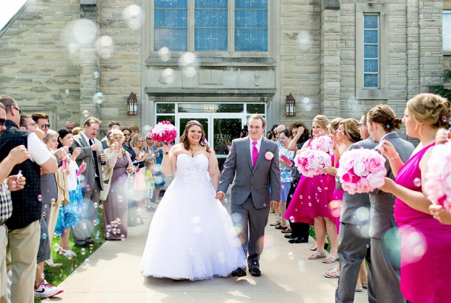 Marquette park pavilion wedding