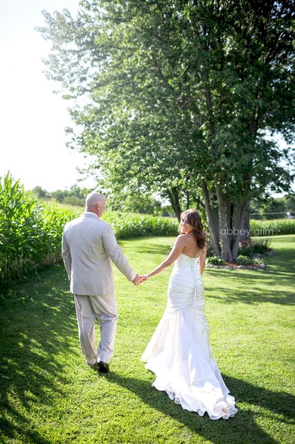Angie and ryan wedding