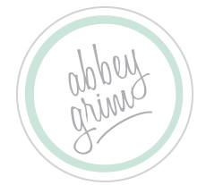 Abbey Grim Photography-Northwest Indiana Wedding- logo